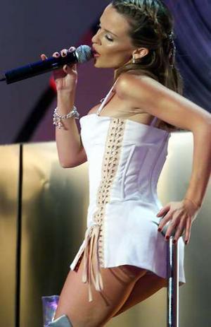 Kylie Minogue İstanbul Konseri