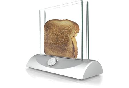 Şeffaf Ekmek Kızartma Makinesi
