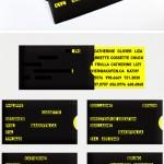Akufen Kartvizit / Kişiselleştirilebilir Kartvizit